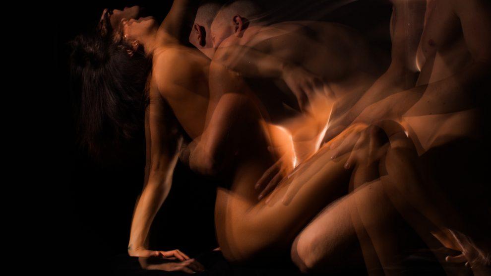 Couple pose sexuelle