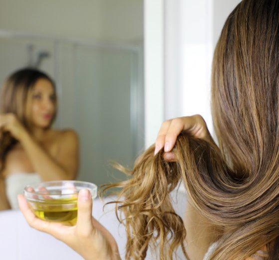 recette masque cheveux huile argan