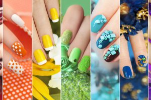 exemples nail art