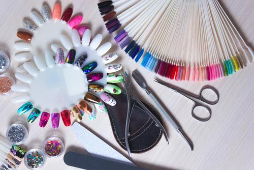 Accessoires nail art